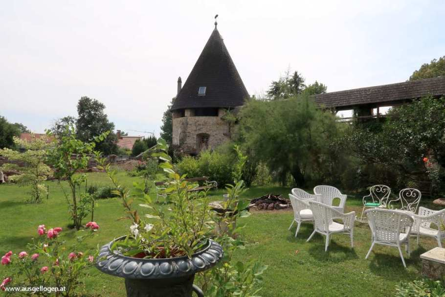 Schloss Kobersdorf Mittelburgenland Sehenswürdigkeit
