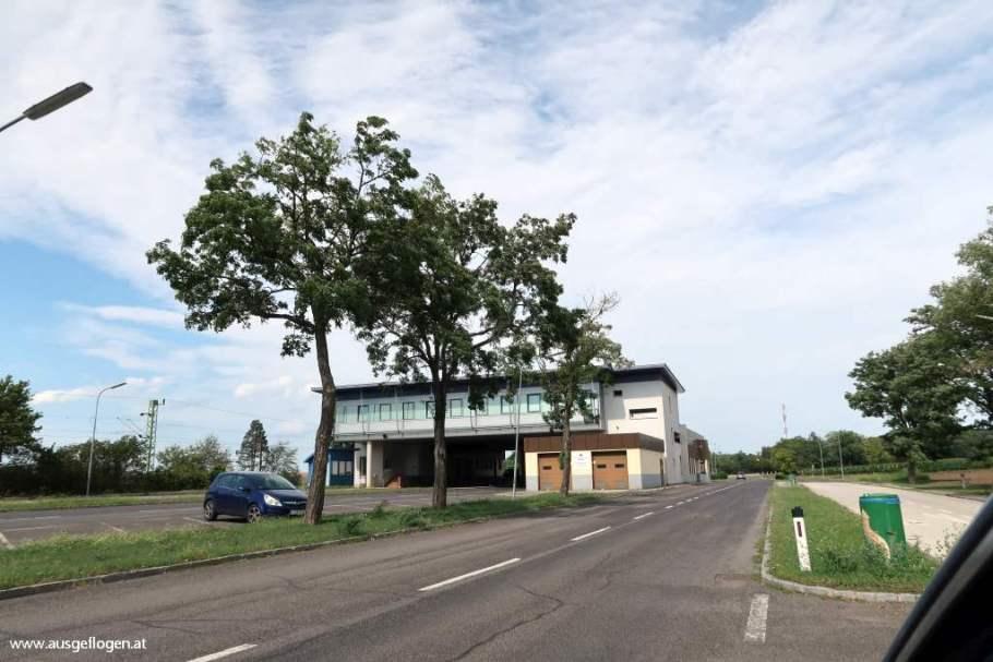 Grenzübergang Deutschkreuz