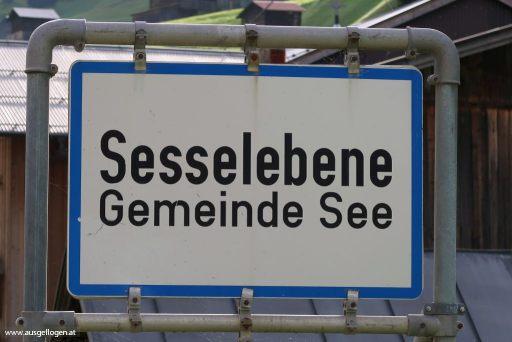 Ortsschilder Österreich