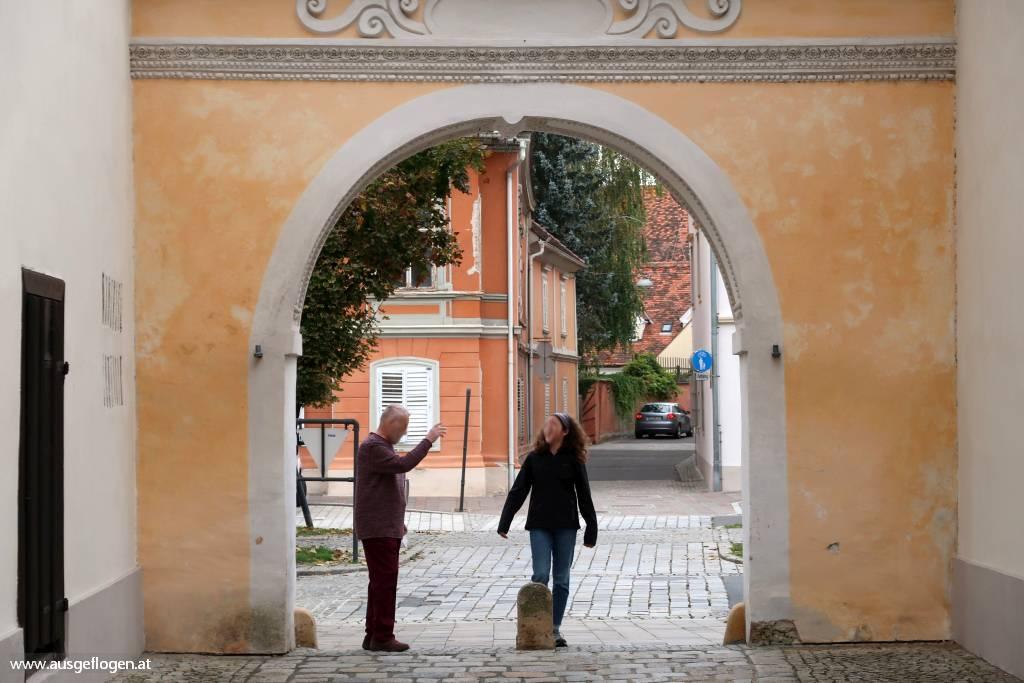Bad Radkersburg Sehenswürdigkeiten Frauenplatz