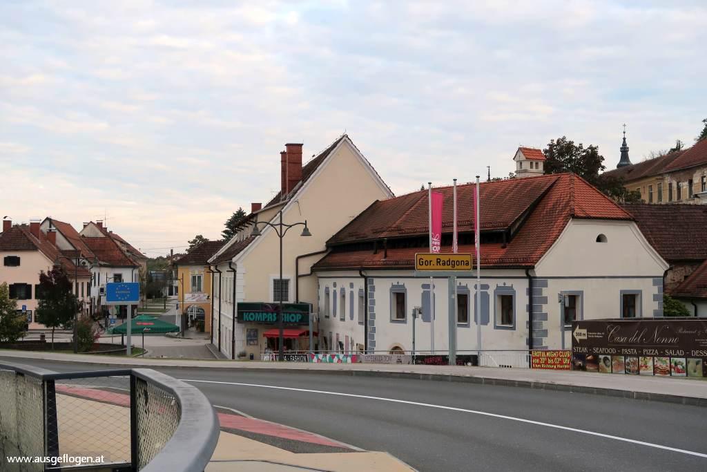 geteilte Grenzstadt