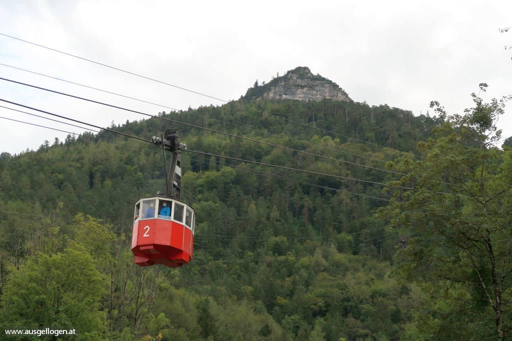 Predigtstuhlbahn Ausflugsziel