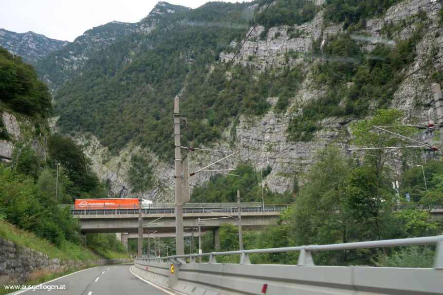 Pass Lueg Straße