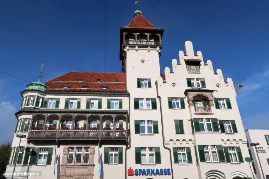Kufstein oberer Stadtplatz