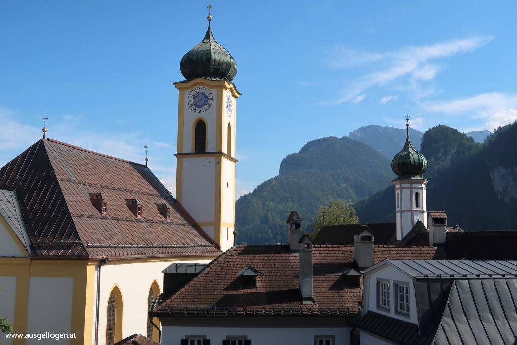 Festung Kufstein Blick Tirol schöne Orte