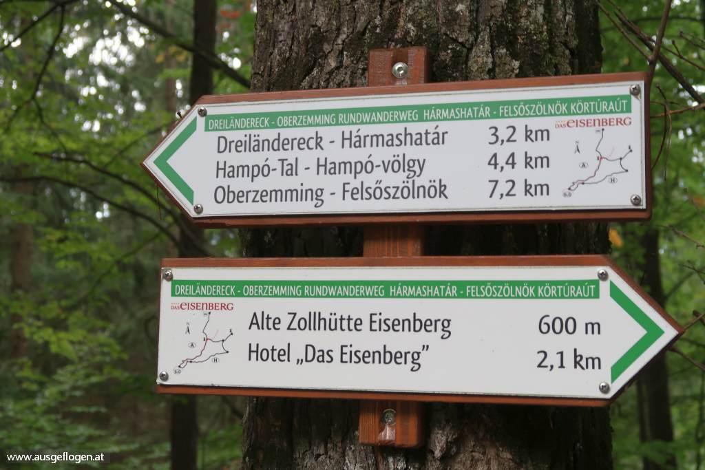 Naturpark Raab wandern