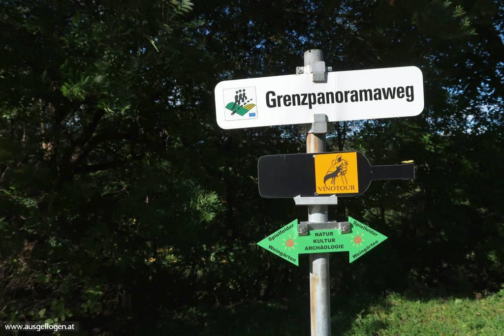 Grenzpanoramaweg Südsteiermark