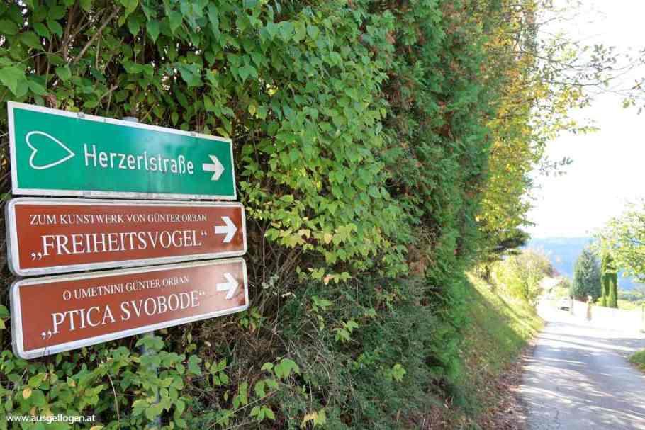 Herzerlstraße Südsteiermark