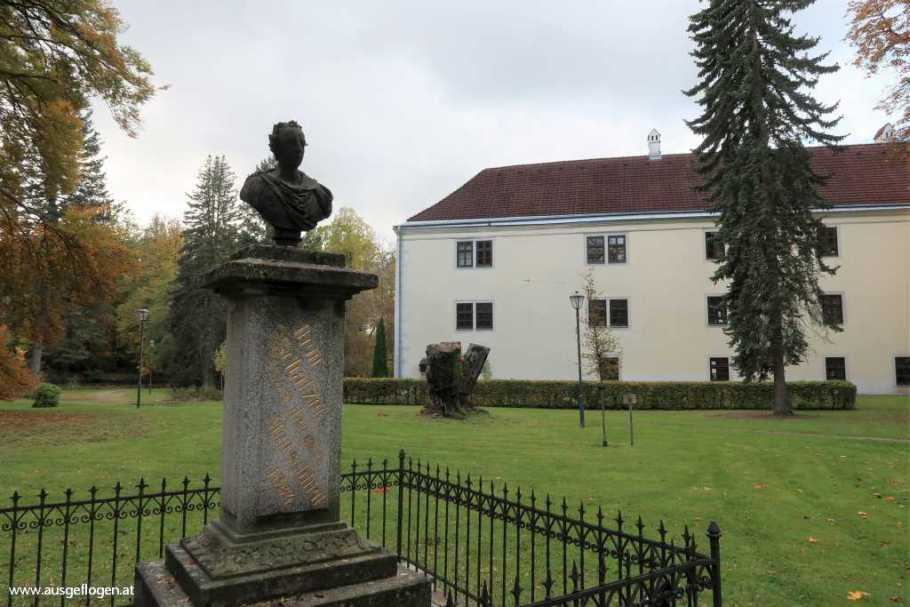Schlosspark Gmünd