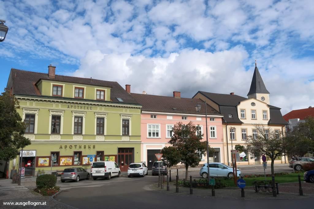 Gmünd Sehenswürdigkeiten Stadtplatz