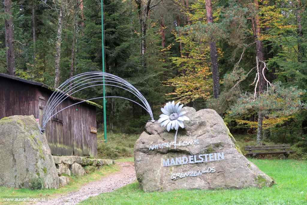 Mandelstein oberes Waldviertel