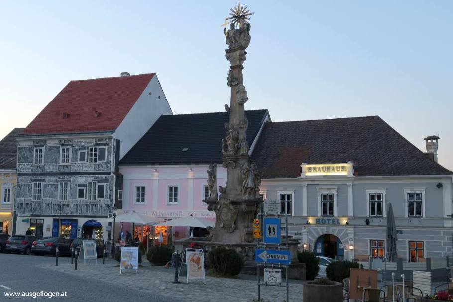 Weitra Rathausplatz