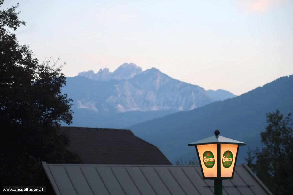 kanrische Alpen