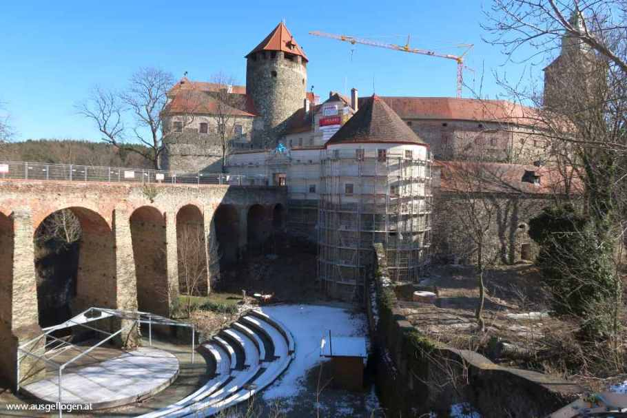 Ausflugsziele Burgenland Burg Schlaining