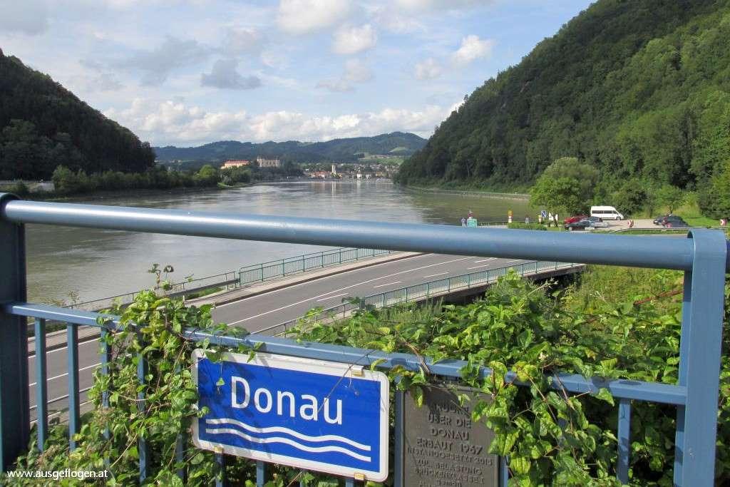Donauradweg Etappen Passau Wien