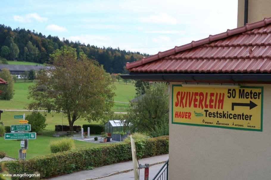 Schwarzenberg im Böhmerwald