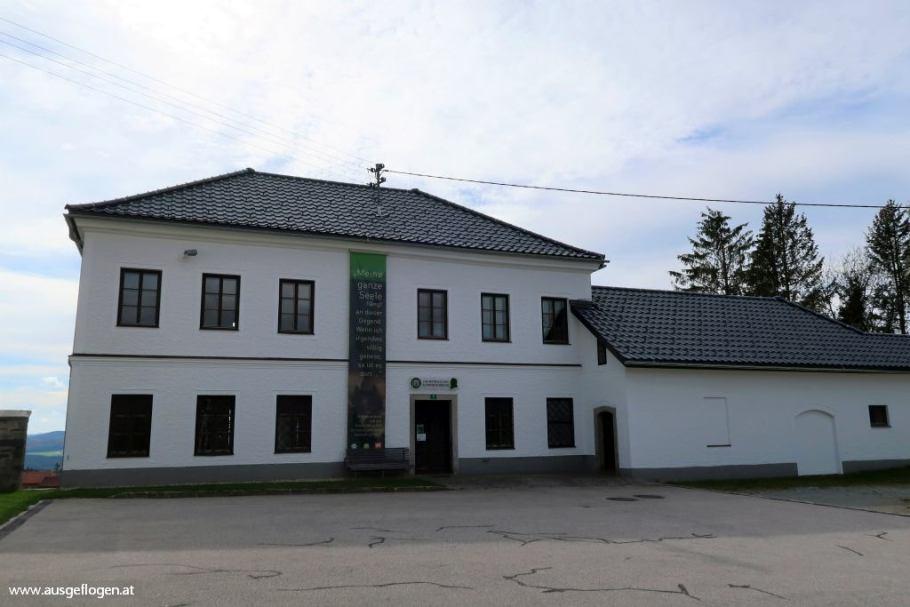 Schwarzenberg im Böhmerwald Stiftermuseum