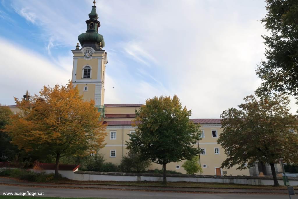 Stift Schlägl Mühlviertel