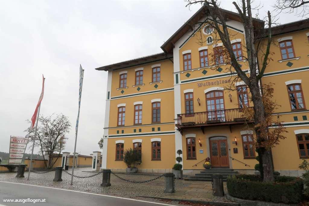 Grenzübergang Passau Schardenberg