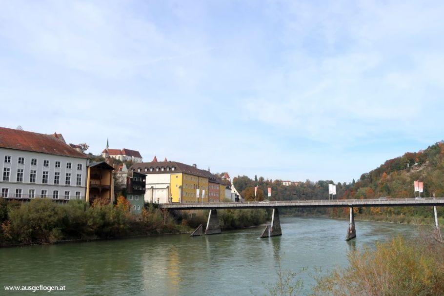 alte Salzachbrücke Hochburg-Ach
