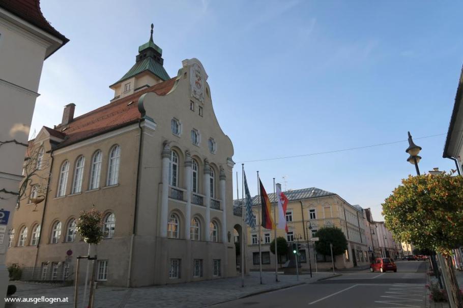 Simbach Jugendstil Rathaus