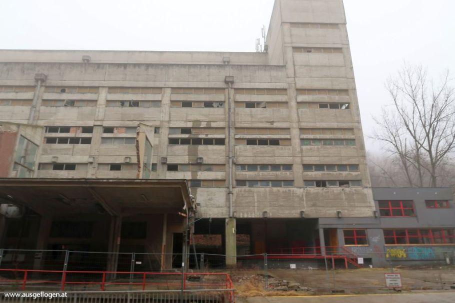 Lost Places Niederösterreich Perlmooser Zementfabrik
