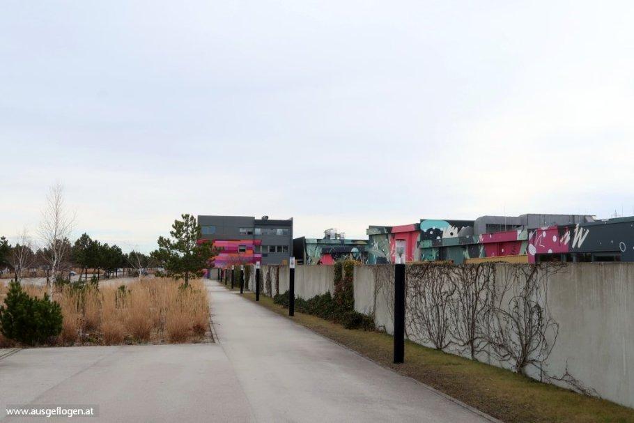 Bloomfield Leobersdorf Einkaufszentrum