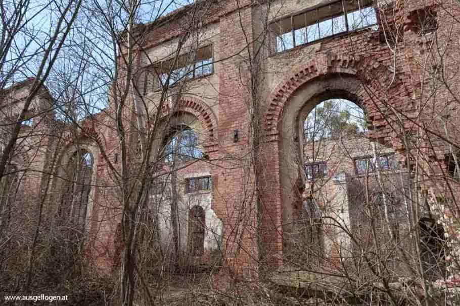 Pulverfabrik Blumau-Neurißhof