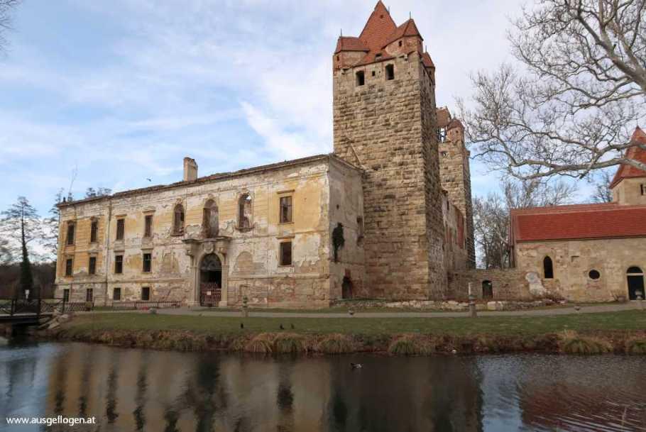 Lost Places Niederösterreich Schloss Pottendorf