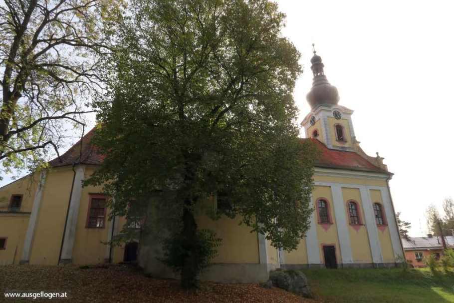 Wallfahrtskirche Maria Schnee beim Heiligen Stein