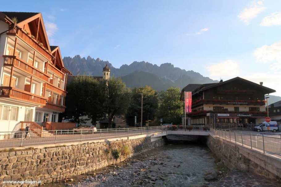 Drauradweg Innichen San Candido