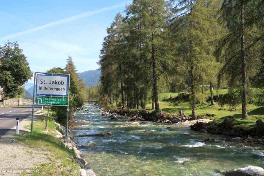 St. Jakob im Defereggental Osttirol
