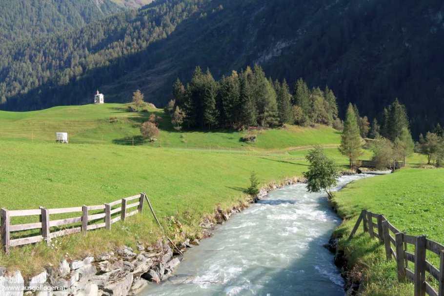 Virgental Hinterbichl Umbalfälle