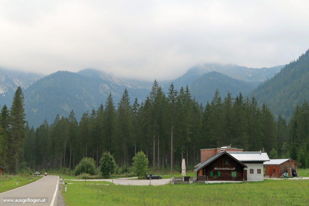 Außerfern Tirol