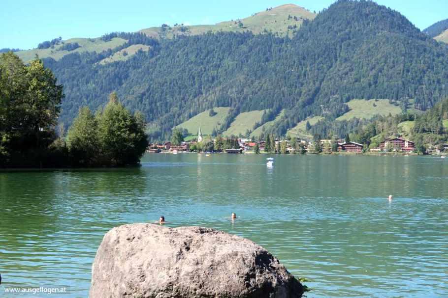 Kaiserwinkl Urlaub Tirol schöne Orte
