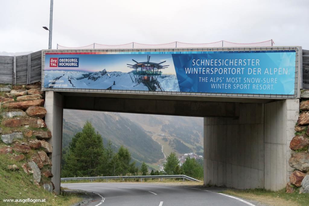 Ötztaler Alpen Obergurgl und Hochgurgl