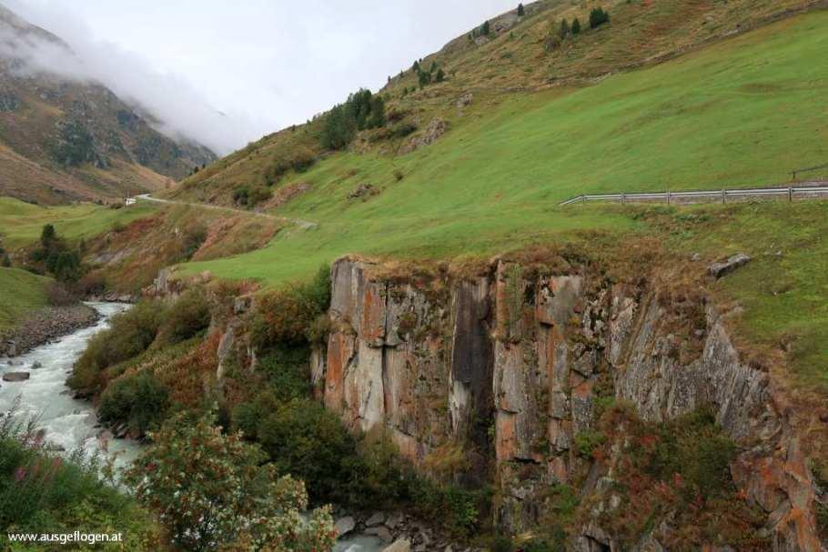 Ötztaler Alpen Venter Tal Tirol schöne Orte