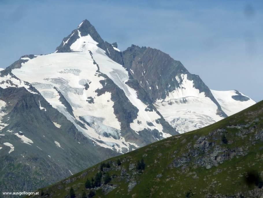 Großglockner Hochalpenstraße schönste Alpenstraße Österreichs