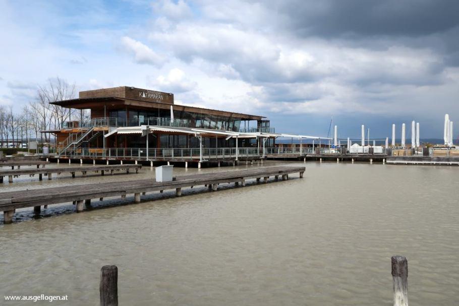 Burgenland Sehenswürdigkeiten Seebad Rust Neusiedlersee
