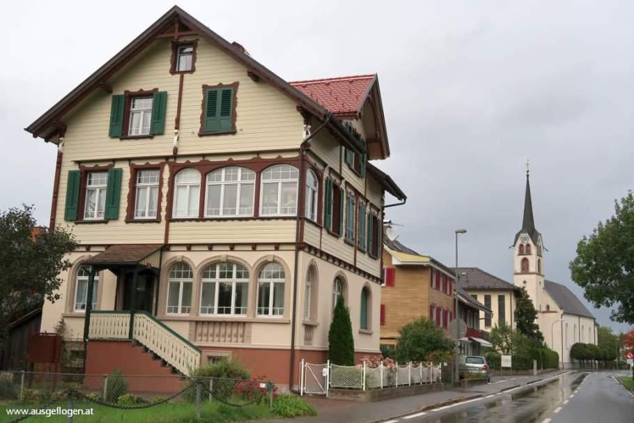 Gaißau am Alten Rhein