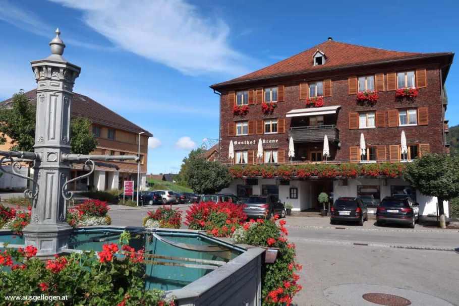 Ausflugsziele Bregenzerwald Hittisau