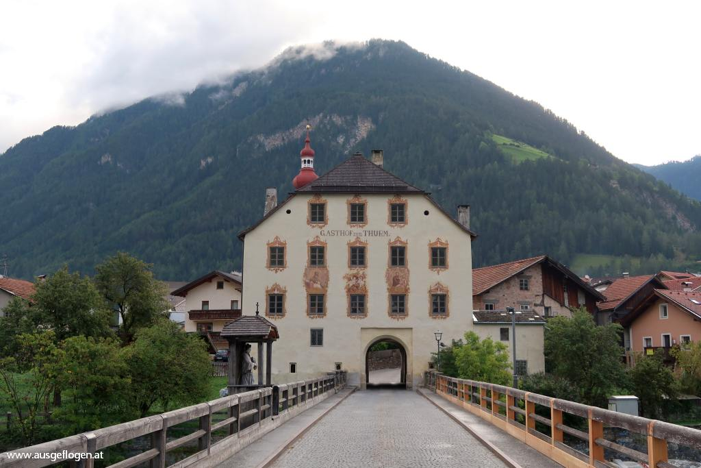 Pfunds Oberinntal Tirol