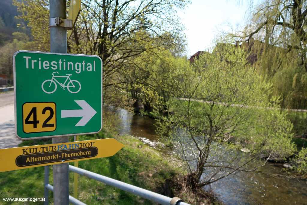 Triestingtal Radweg