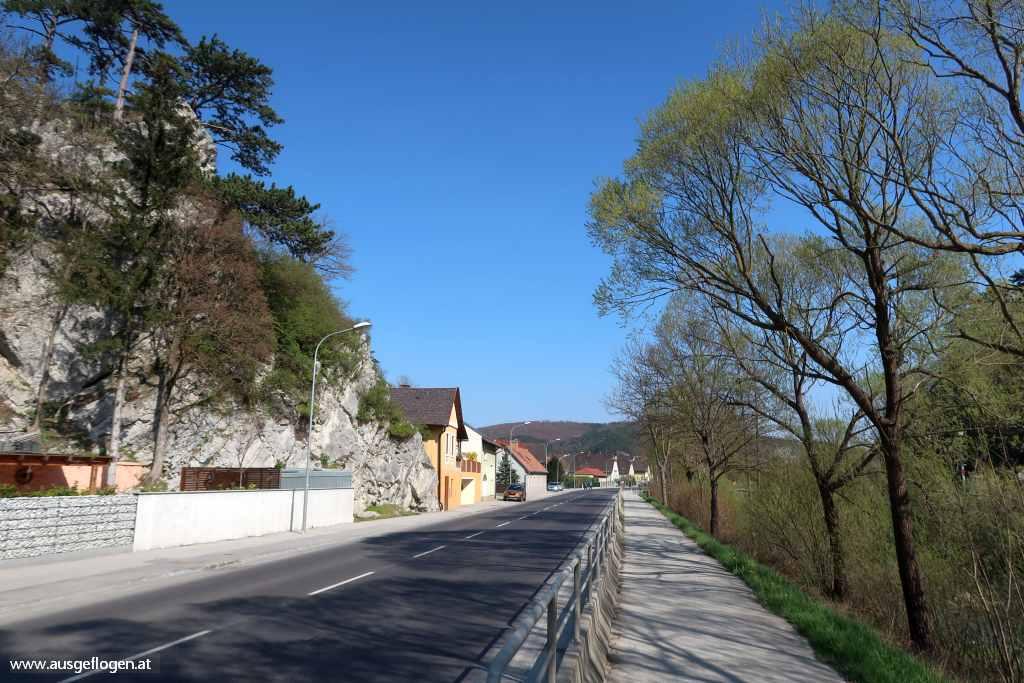 Pottenstein Triestingtal Radweg