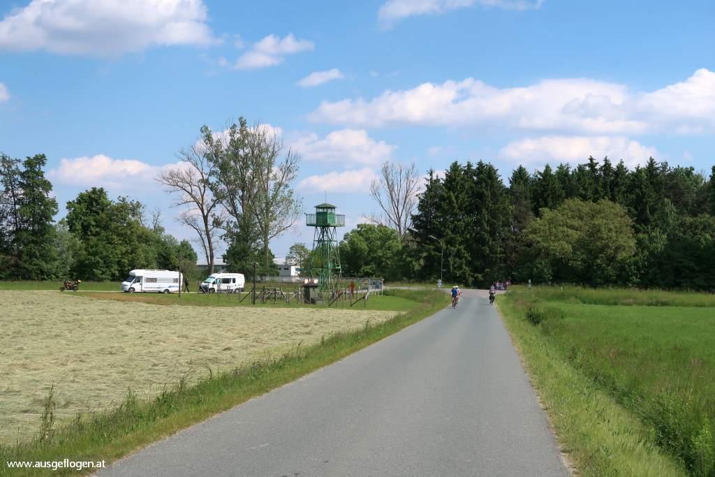 Radfahren im Südburgenland Bildein