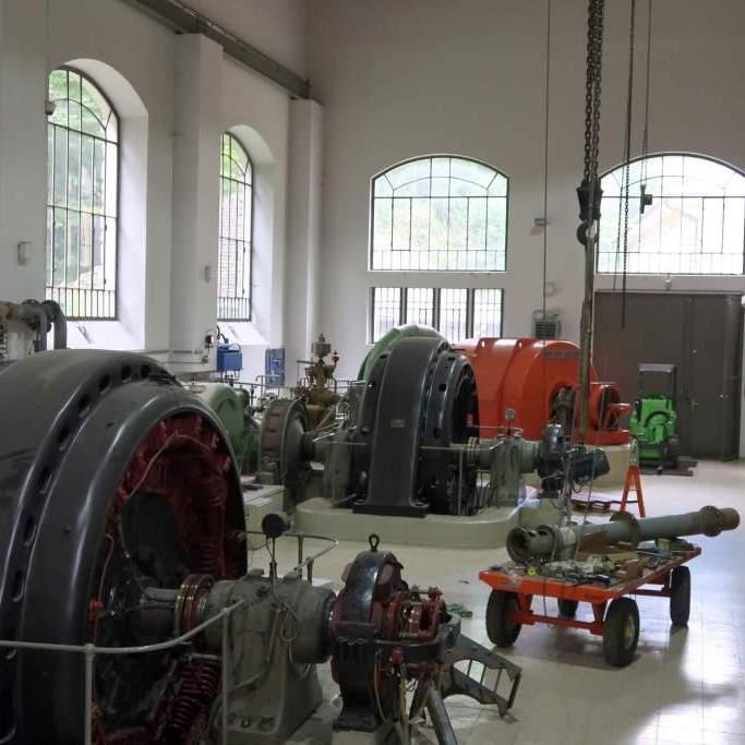 Kraftwerk Wienerbruck Ötschergräben