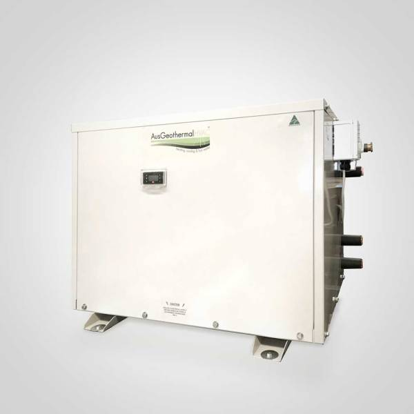 Ausgeothermal Water To Water Variable Speed Ground Sourced Heat Pump Three Phase Swimming Pool
