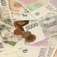 Euro in Tschechische Krone wechseln