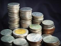 Thailändische Währung