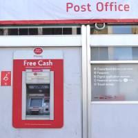 Geld abheben in London
